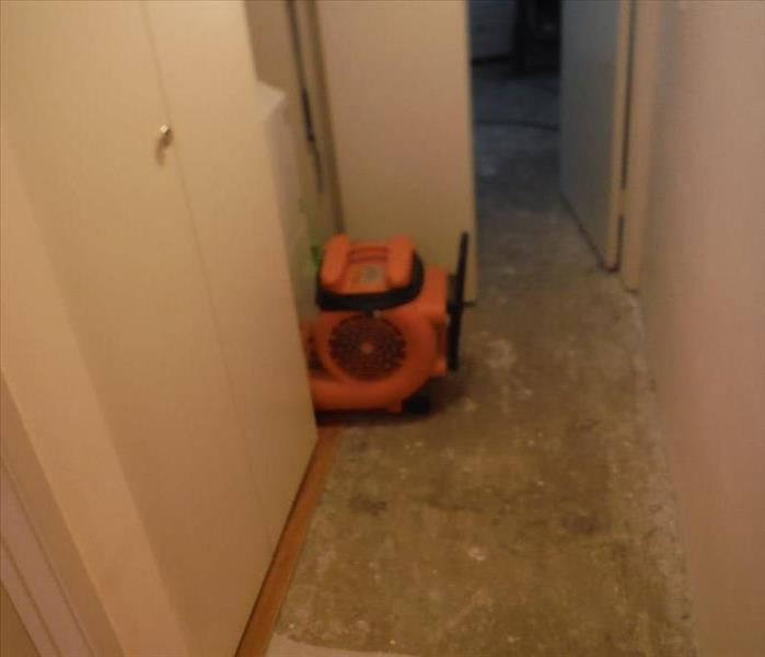 Water Damage in San Diego  After