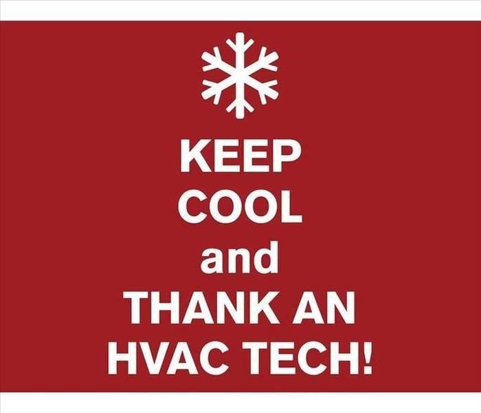 Cleaning National HVAC Technician Day!