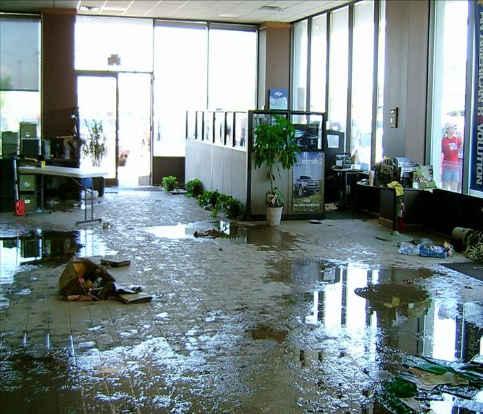 Water Damage Experience water damage? Here is what to do until help arrives!
