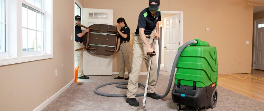 Poway, CA residential restoration cleaning